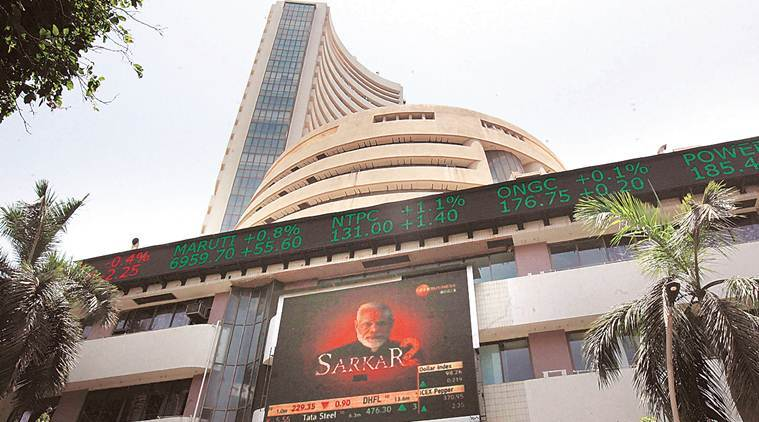 Sensex, Nifty start on positive note ahead; rupee rises 12 paise to 69.71