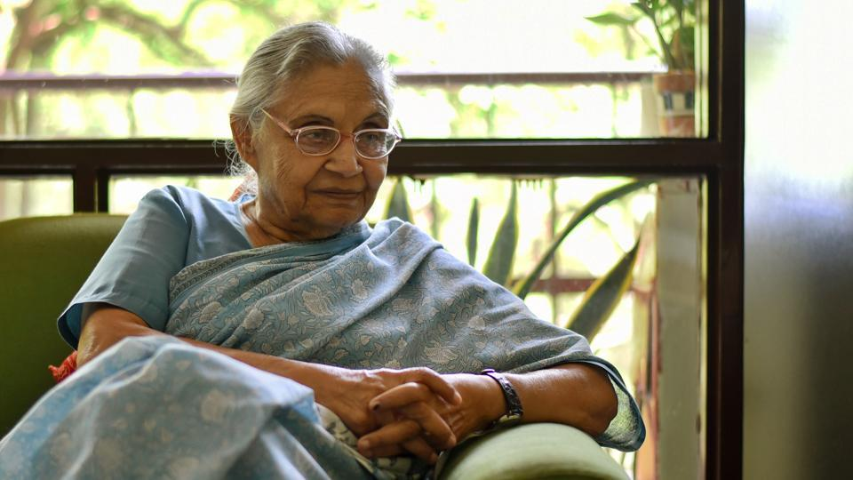 'Can't write off Congress from Capital politics': Sheila Dikshit