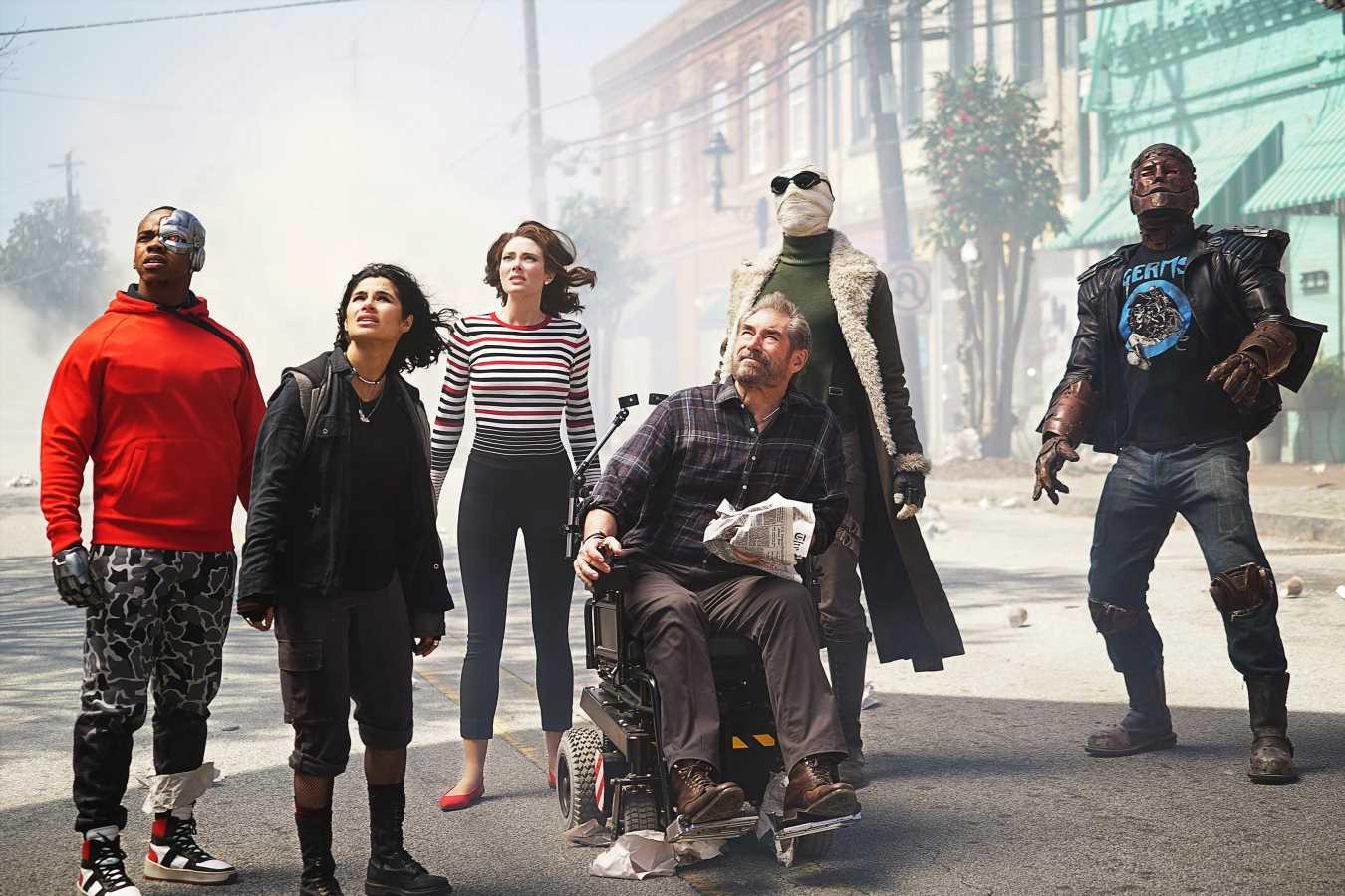Jeremy Carver talks Doom Patrol season 2, Supernatural