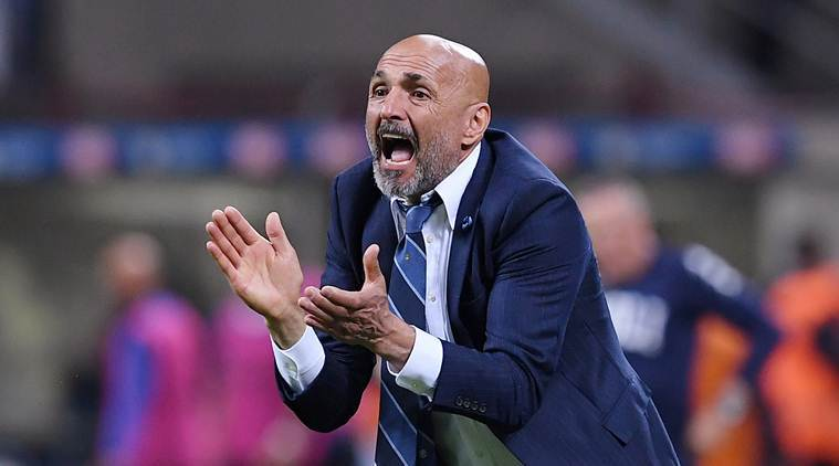 Inter Milan part company with manager Luciano Spalletti