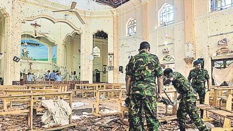 Sri Lanka freezes bank accounts of 41 terror suspects, extends emergency by till June 23