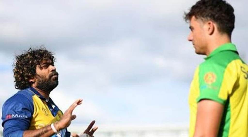 When Lasith Malinga shared his slow ball secrets with Marcus Stoinis