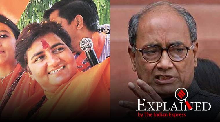 Explained: What Pragya Thakur's victory signals for Digvijaya Singh