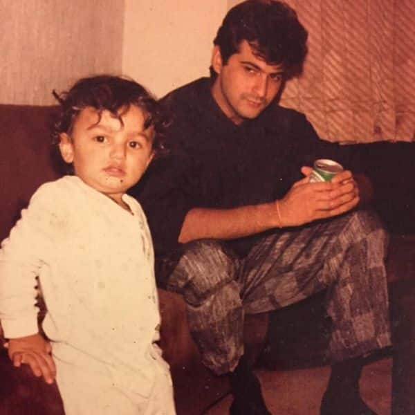 Throwback Thursday: Can you guess who is the adorable kid with Sanjay Kapoor in this vintage picture? | Bollywood Life