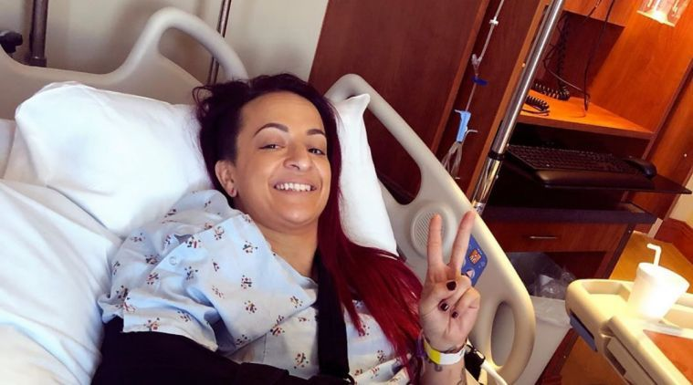WWE: Ruby Riott undergoes first of two shoulder surgeries