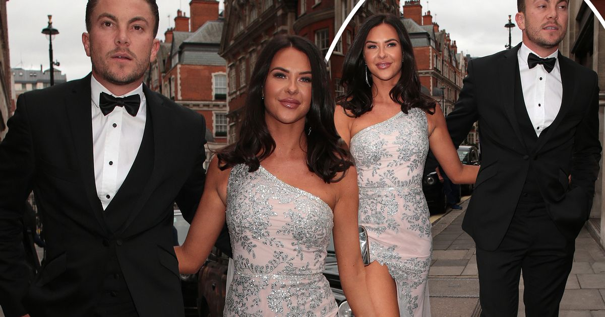 TOWIE's Shelby Tribble and Sam Mucklow make first public appearance together