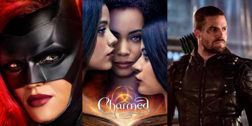 'Batwoman' 'Arrow' 'Charmed' 'Legacies' & More Get Fall Premiere Dates on The CW