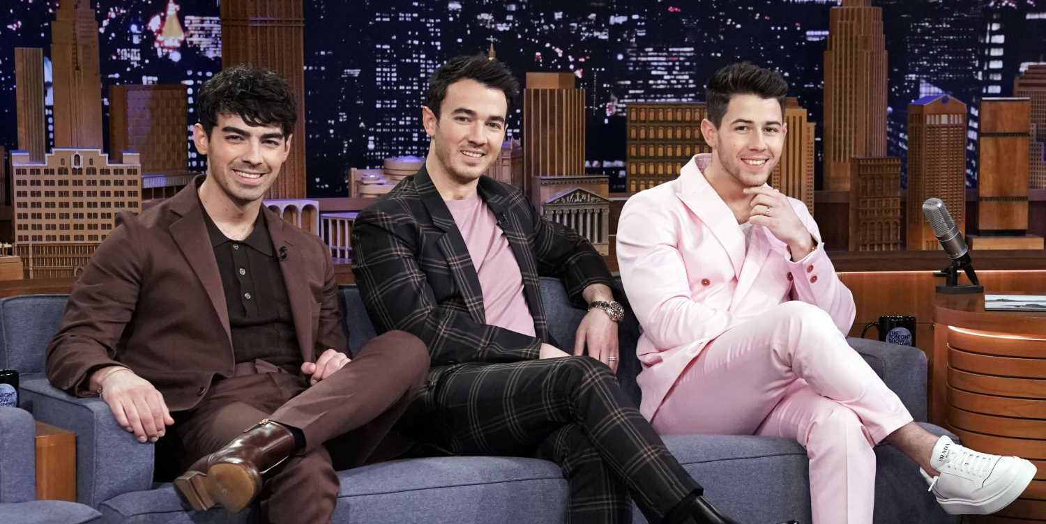 Lol, the Jonas Brothers Had the Cops Called on Them Three Different Times During Joe's Bachelor Party