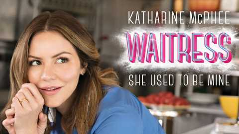 Katharine McPhee Releases Stunning Studio Version of 'She Used to Be Mine' from 'Waitress'
