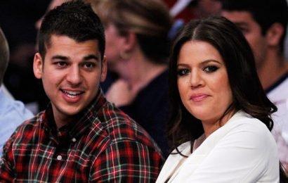 Khloe Kardashian and Scott Disick just gave an update on Rob Kardashian's health