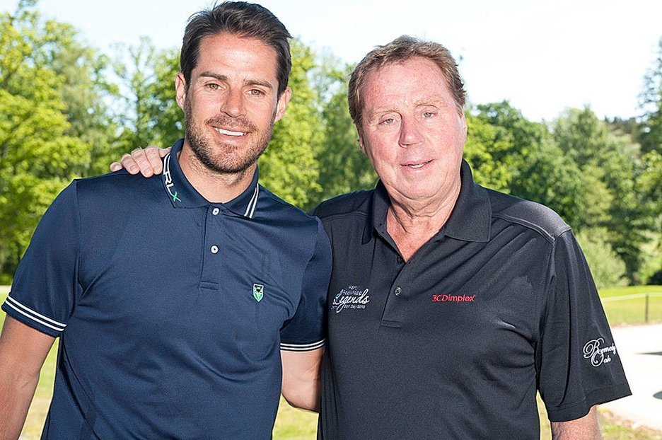 Jamie Redknapp says I'm a Celeb gave dad Harry new lease of life