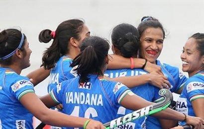 Indian women's hockey team clinches FIH Series Finals, beats Japan 3-1
