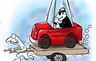 Ancillary cos take hit over slowdown in auto sales