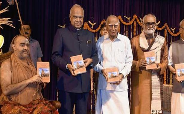 Sanskrit as a source of knowledge is waiting to be tapped, says Governor