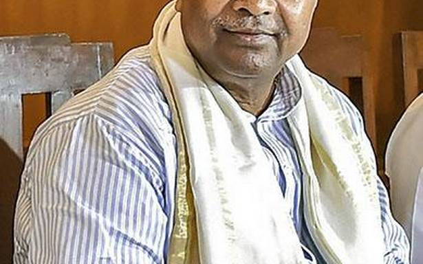 Ramalinga Reddy will be made minister during Cabinet reshuffle, not now: Siddaramaiah