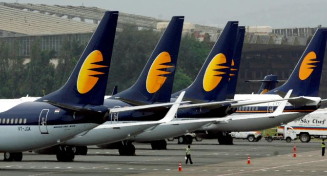 Jet finally lands in NCLT as banks give up revival plan