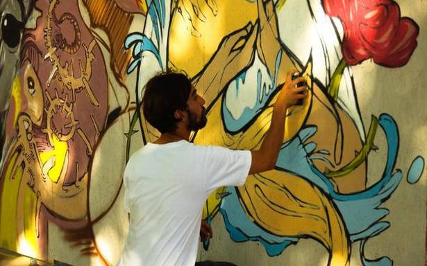 Artflix aims to build a community of art lovers through offbeat workshops in Thiruvananthapuram