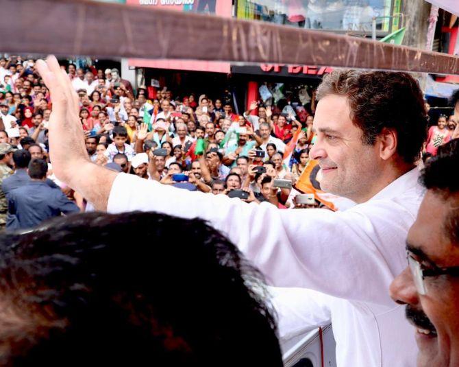 Rahul dismisses PM's 'Kerala dear to me' remark