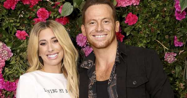 Joe Swash shares adorable new photo of 'lookalike' son after Stacey Solomon reveals his name as Rex