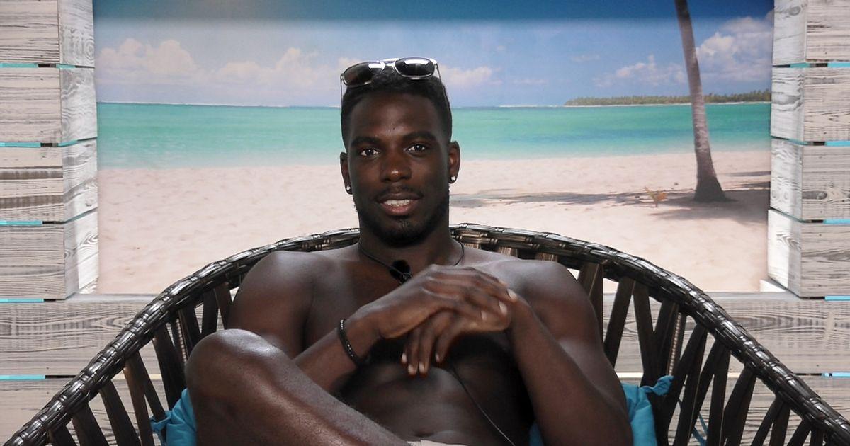 Ex-Love Island star Marcel Somerville blasts 'racism' in first coupling