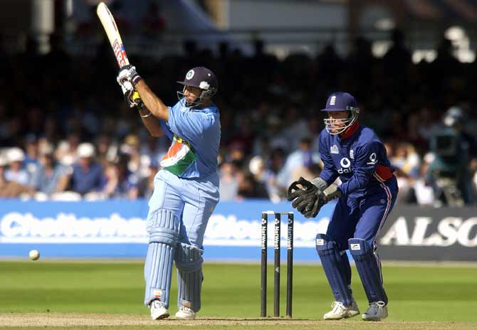 The man who beat cancer: The many highs of Yuvraj's career
