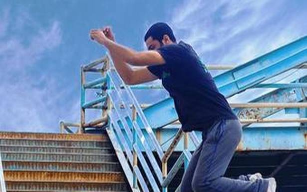 Parkour picks up as a fitness discipline in Chennai