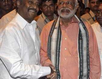 Will Rajinikanth align with Modi in Tamil Nadu?