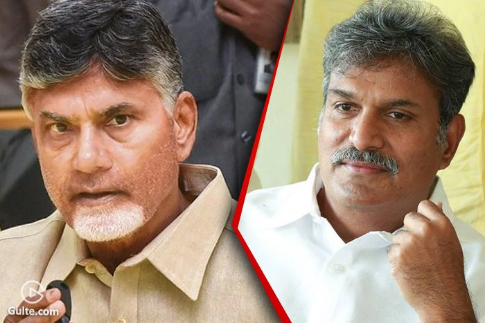TDP MP Nani shocks TDP and Chandrababu
