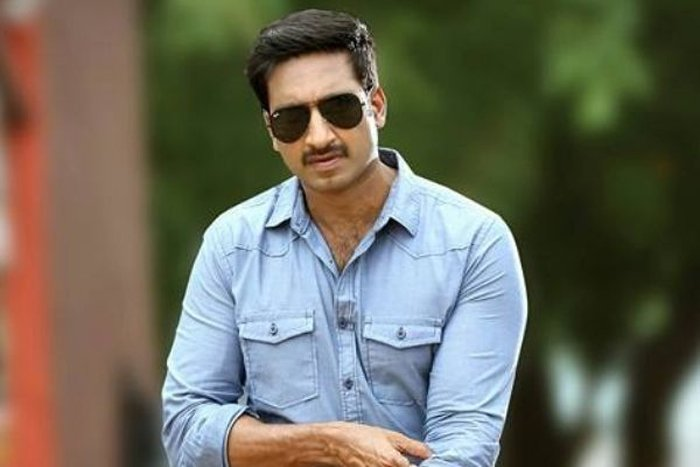 Action Hero's Spy Thriller Is Titled Chanakya