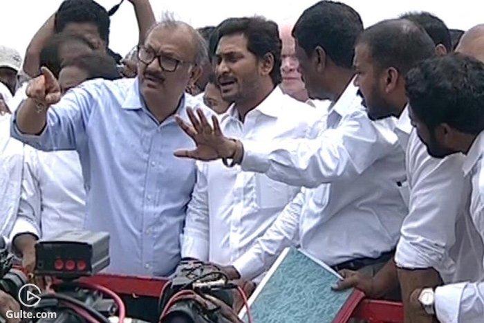 CM Jagan unhappy with Polavaram works
