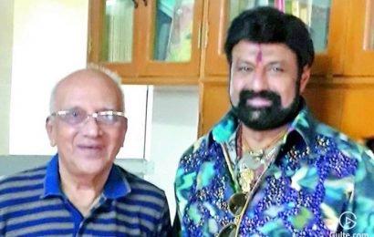 All Eyes On Balayya's Meeting With 'Aditya 369' Director