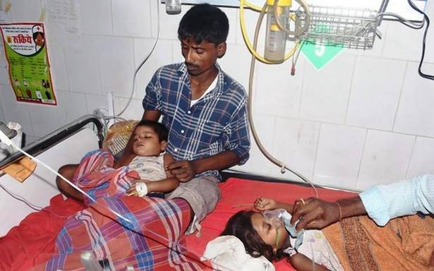 Encephalitis toll in Bihar mounts to 69