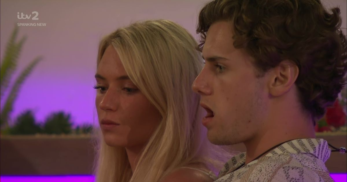 Love Island fans mock Lucie's face of thunder as Tommy is picked for date