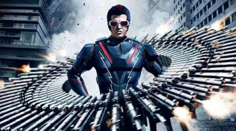 Rajinikanth starrer 2.0 to release in China on July 12