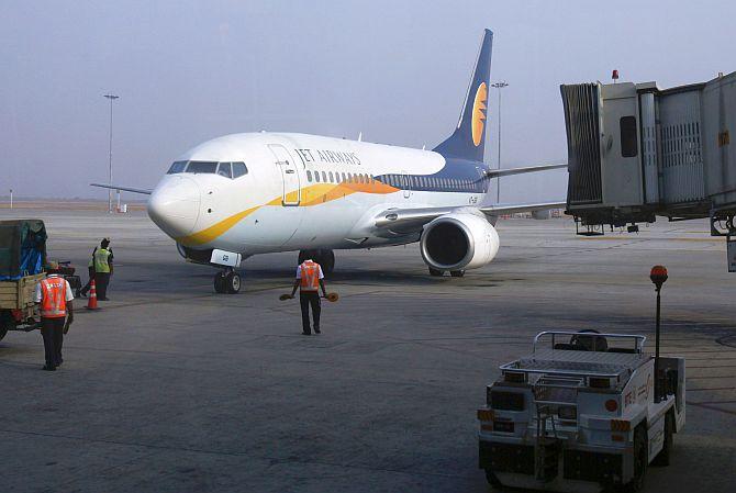 Jet's shares plummet 41% as company lands in NCLT