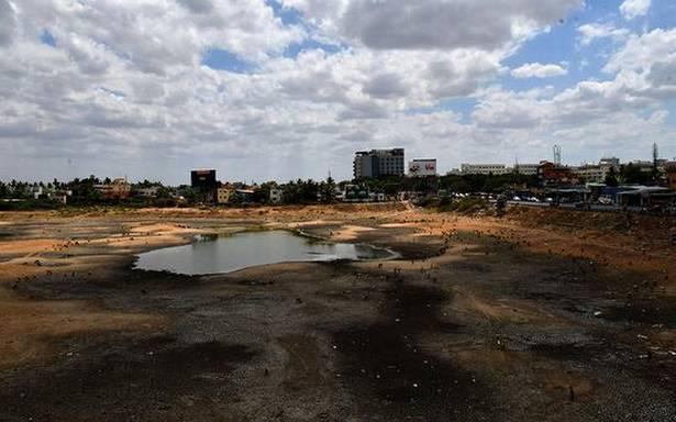After two-year gap, work on desilting Porur lake to resume