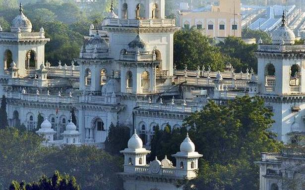 Telangana all set to get possession of old Assembly building