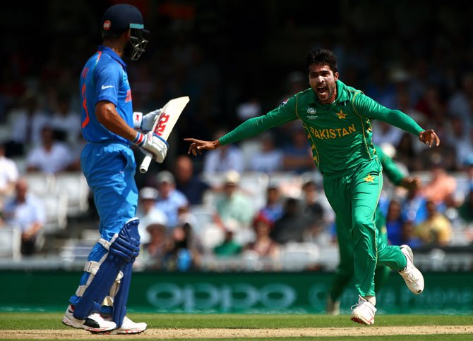 Pakistan players have plans for 'special' celebration against India?