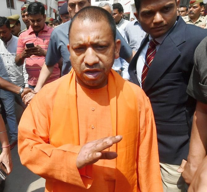 Scribe, TV channel head arrested over content on Yogi