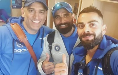 All eyes on Dhoni as India take on West Indies