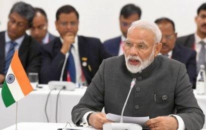 Terrorism biggest threat to humanity: PM at BRICS meet
