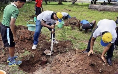 Tree planting campaign gets off to a start in Kodagu