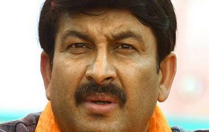 Manoj Tiwari wants police squads 'similar to those in U.P.' for women safety in Delhi