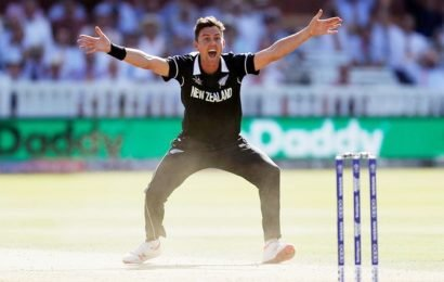 Aus clicking at right time, says Black Caps star Boult