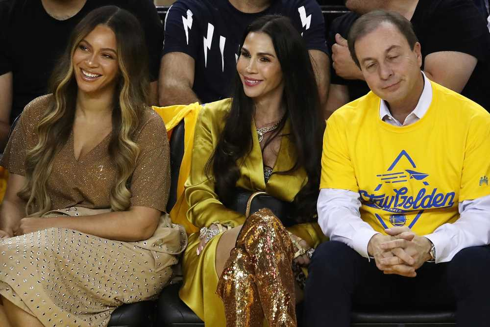 Who is Nicole Curran? What to know about Warriors owner Joe Lacob's wife