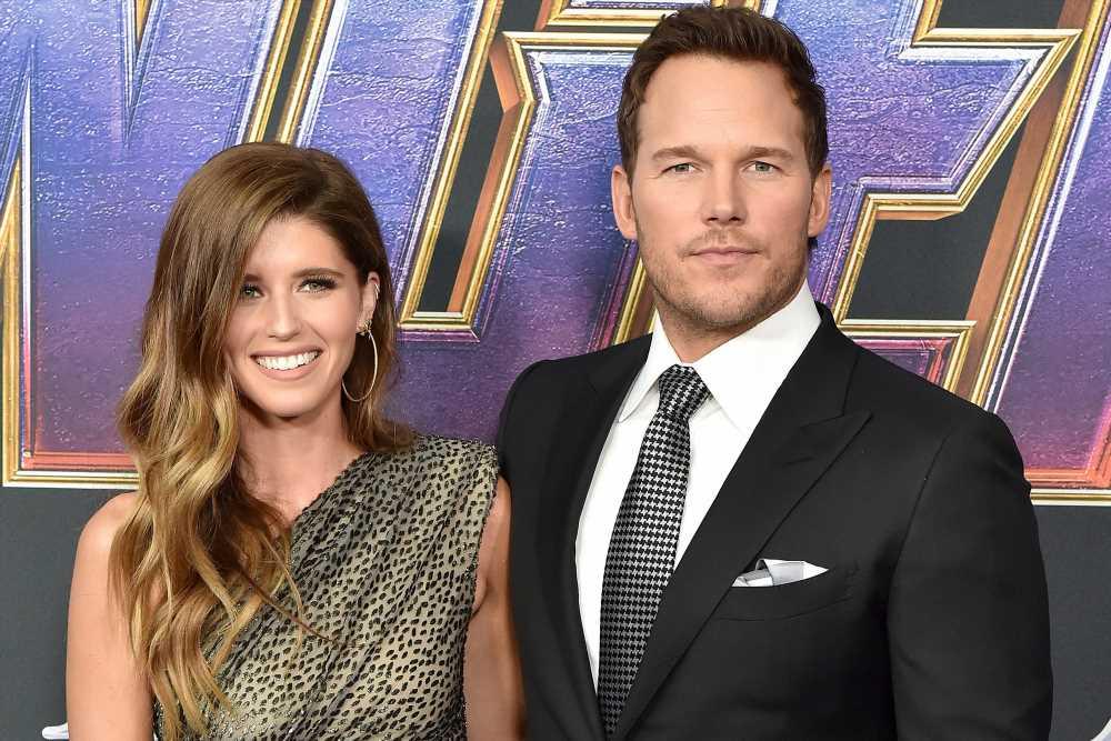Chris Pratt and Katherine Schwarzenegger gush over wedding day