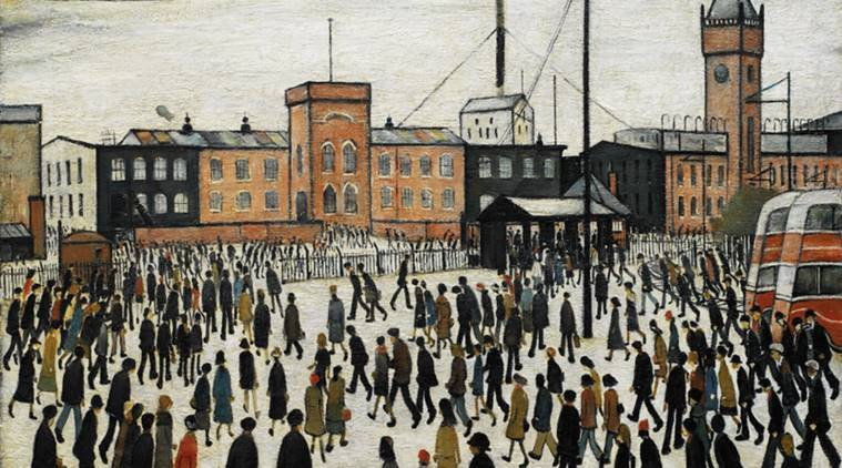 English artist L S Lowry's painting of cricket match fetches over Rs 10 crore at Sotheby's sale