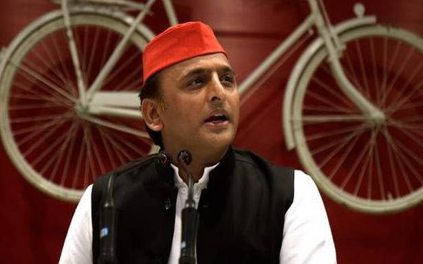 Akhilesh asks BJP govt. to 'wake up' over murders of SP leaders
