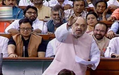 Amit Shah's statement opens J&K debate