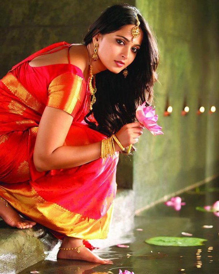 Anushka Shetty adding flavor in one week